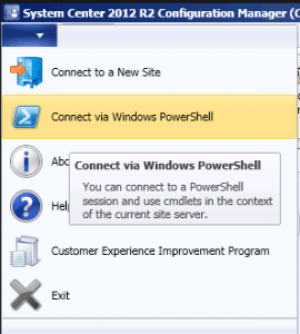 SCCM PowerShell and Connect to Multiple SCCM Sites at once (DEV/Prod)