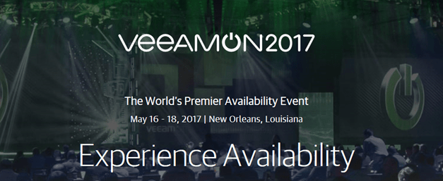 A Winning Combination – Veeam 9.5 and Windows Server 2016 – Part 1 #ReFS #Veeam #VeeamOn #MVPDays
