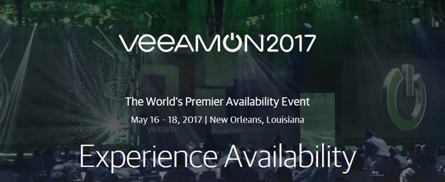 A Winning Combination – Veeam 9.5 and Windows Server 2016 – Part 1 #ReFS #Veeam #VeeamOn #MVPDays