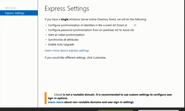 STEP BY STEP MIGRATE EXCHANGE FROM ON-PREMISES TO OFFICE 365 PART 3 – DEPLOY AZURE AD CONNECT WITH CUSTOMIZED SETTINGS #OFFICE365 #MVPHOUR #STEP-BY-STEP