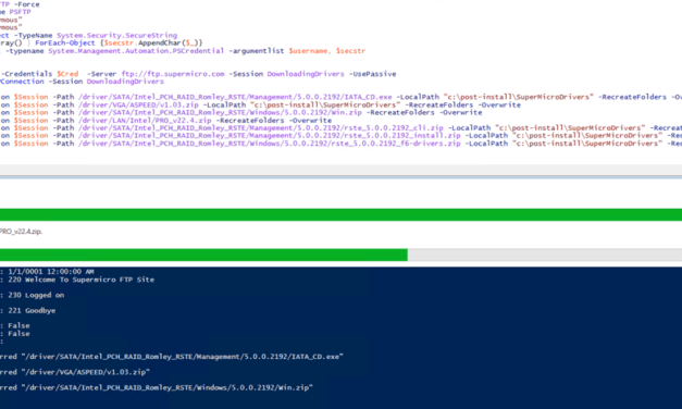 Dave's Cool Tools Part 3 #PowerShell FTP Downloader Script PSFTP #mvphour #Canitpro