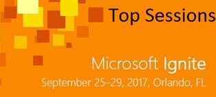 List of must Attend Sessions at Microsoft Ignite #MSIgnite .@MSIgnite #MVPHour