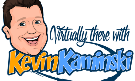 Virtually There with Kevin Kaminski Episode 2: Ruben Spruijt @ Ignite 2017 #MVPBuzz #MVPHour #Canitpro