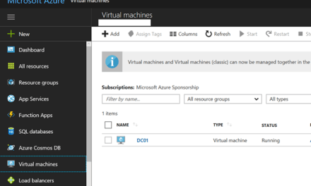 STEP BY STEP DEPLOY A SERVER AS A DR DOMAIN CONTROLLER AT AZUER #AZURE #WINDOWSSERVER #MVPHOUR #STEP-BY-STEP