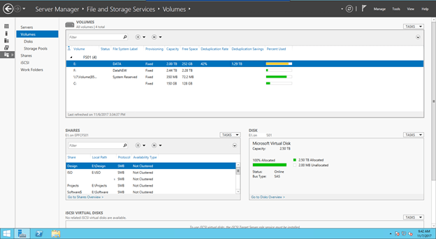 STEP BY STEP CONVERT DE-DUPLICATED MBR DATA VOLUME TO GPT DATA VOLUME WITH FREE TOOL #WINDOWSSERVER #MVPHOUR