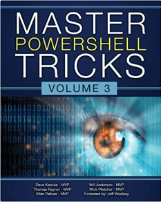 Master PowerShell Tricks V3 Launch – #TechMentor #PowerShell #MVPBuzz