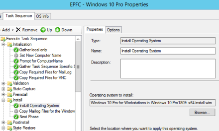 The Case of Troubleshooting a failed Windows 10 Pro In-Place