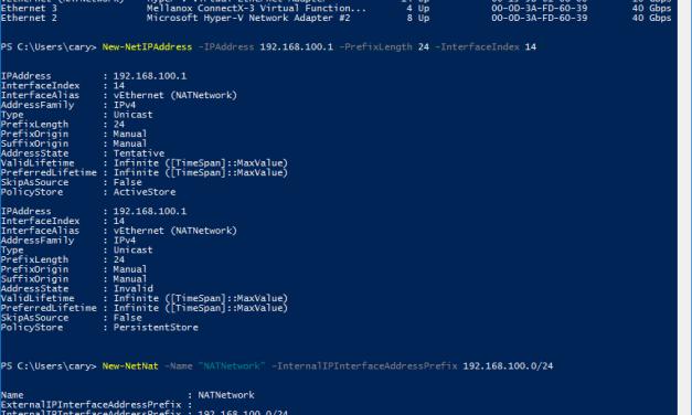 How to build Hyper-V nested VMs with multiple IP addresses Port Forwarding at Azure #Azure #MVPBUZZ #MVPHOUR #FIREWALL