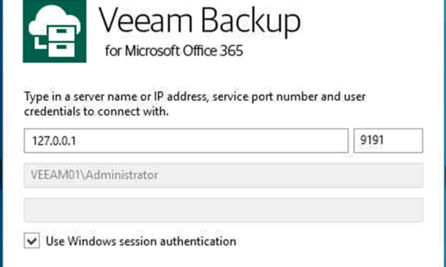 How to Configure Veeam Backup for Microsoft Office 365 V3 #Veeam #MVPHOUR #Office365