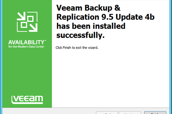 INSTALL Veeam BACKUP & REPLICATION 9.5 UPDATE 4b #Azure #VEEAM #WINDOWSSERVER #MVPHOUR