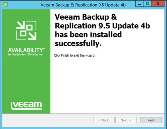INSTALL Veeam BACKUP & REPLICATION 9.5 UPDATE 4b #Azure #VEEAM #WINDOWSSERVER #MVPHOUR