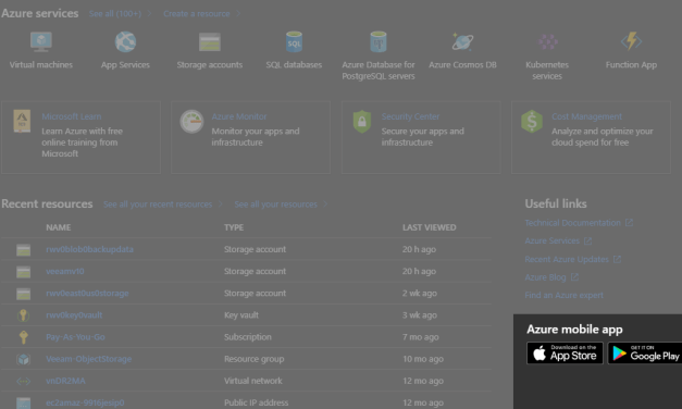 Azure Mobile App – Should you use it?