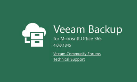 How to Upgrade Veeam Backup for Microsoft Office 365 V3 to V4 #Veeam #Office365 #Backup #Mvphour
