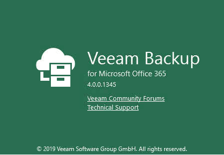 How to Upgrade Veeam Backup for Microsoft Office 365 V3 to V4 #Veeam #Office365 #Backup #Mvphour