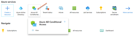Creating an Azure AD Conditional Access Policy Requiring MFA for Admins