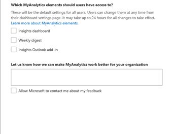 How to Disable MyAnalytics from Microsoft Office 365 #Microsoft #Office 365 #MyAnalytics #Mvphour