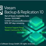 How to Install (Upgrade) Veeam Backup and Replication V10 #Veeam #VBR 10 #Hyper-V #WINDOWSERVER #Azure