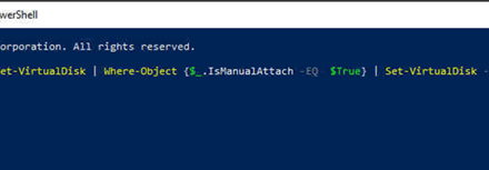 How to Fix Storage Space Direct Virtual Disk Detached after Server Reboot #Storage Space Redirect #S2D #Microsoft #Hyper-V