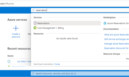 How to Receive a discount on Azure services by purchasing reservations #Azure