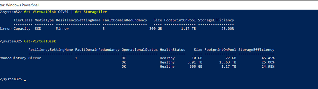 How to Extend Volumes in Storage Space Direct Cluster #S2D Cluster # Storage Space Direct #Microsoft #mvphour