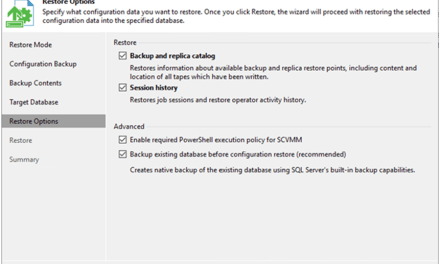 How to Migrate Veeam Backup and Replication 10a Server from Windows Server 2012R2 to 2019