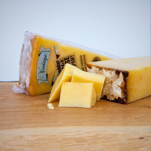 Cheddar Gorge Vintage Cheese