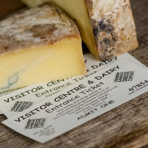 Cheddar Gorge Cheese Company Visitors Centre Tickets