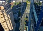 Looking over Redmond, City of Microsoft, Seattle, Washington