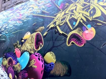 Street Art, Seattle, Washington