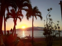 Sunset in Lahaina