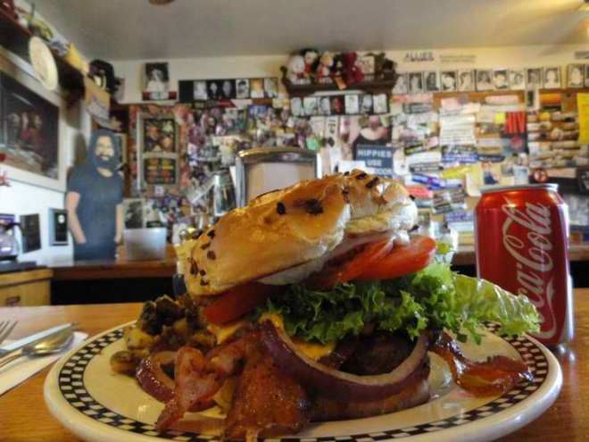 Big Kitchen Burger