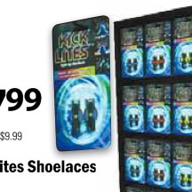 KickLiteslaces