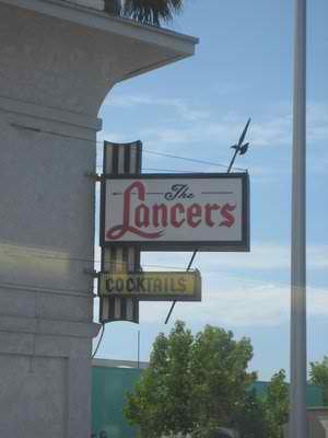 The Lancers Bar