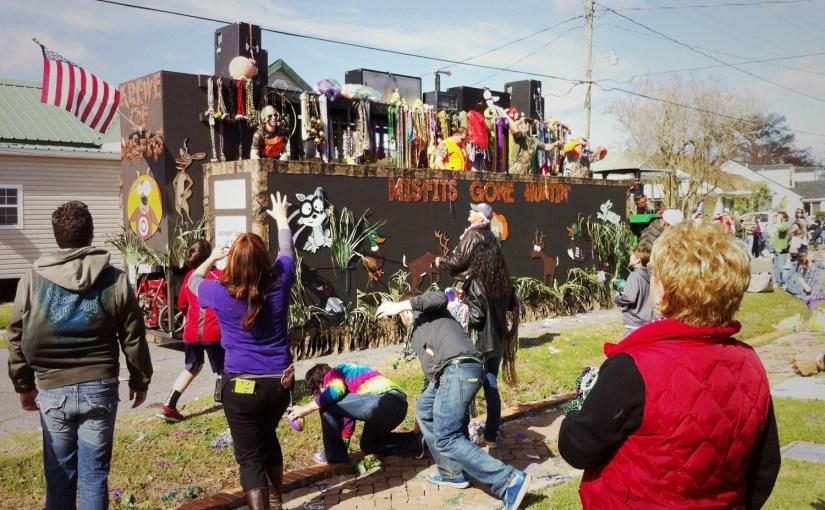 Mardi Gras like a Southern Louisiana Local