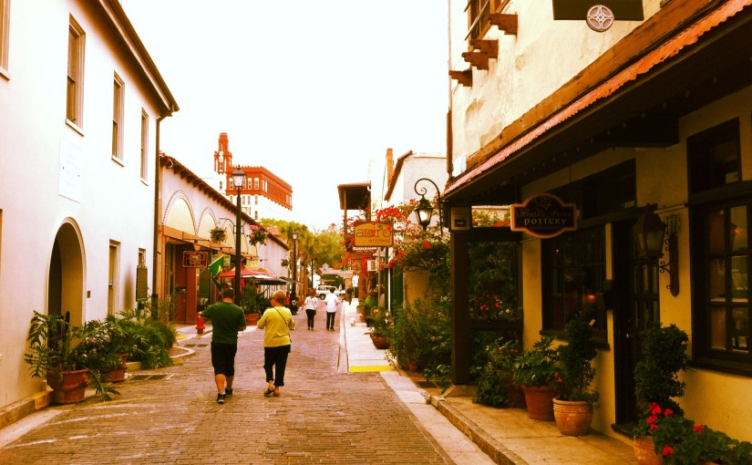 DIY Travel Guide: St. Augustine, Florida