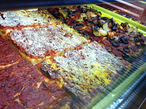 Pizza North Smithfield Rhode Island