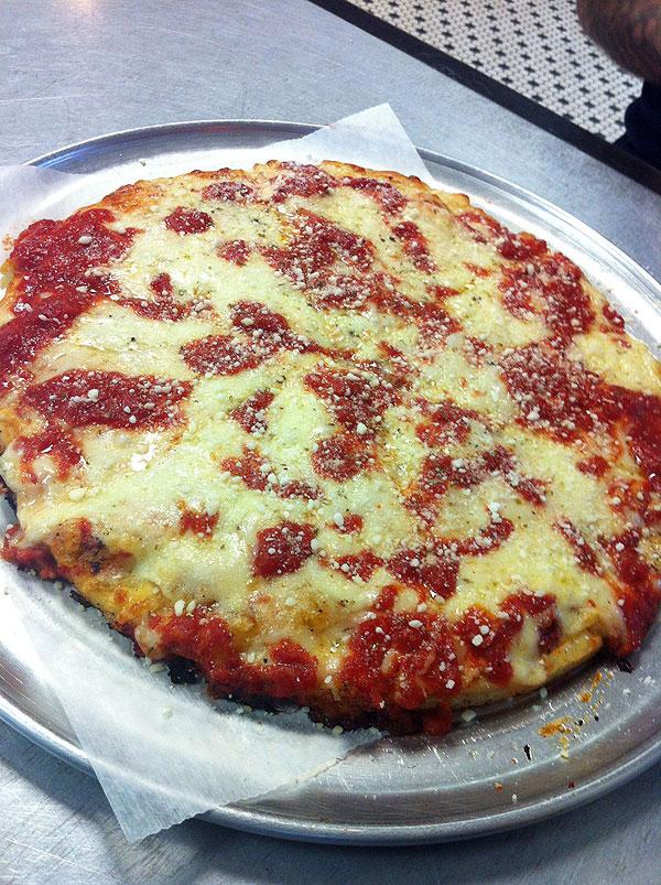 Lil rhody pizza cranston ri