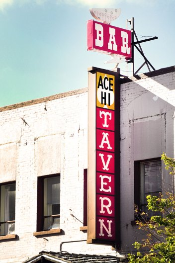 Ace Hi Tavern, Golden, CO