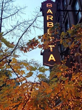 Barbetta, NYC, NY