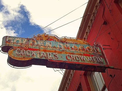 Golden Dragon, Portland, OR