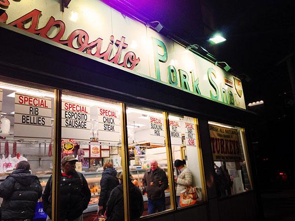 Esposito PorkShop. NYC, NY
