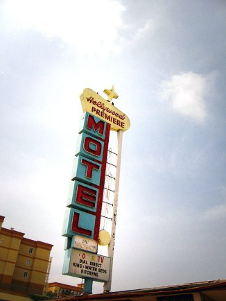 Hollywood Premiere Motel, Los Angeles, CA