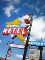 Santa Fe Motel, Hwy 56, CA
