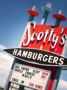 Scotty's Hamburgers, ID