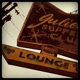 Julie's Supper Club, San Francisco, CA