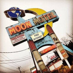 Moon Motel, Tom's River, NJ