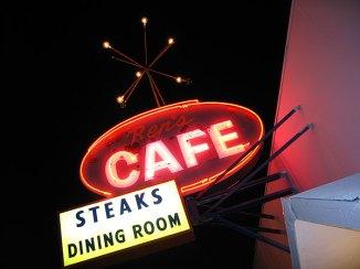 Ren's Cafe (Utah?)