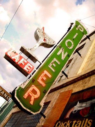 Pioneer Cafe, Susanville, CA