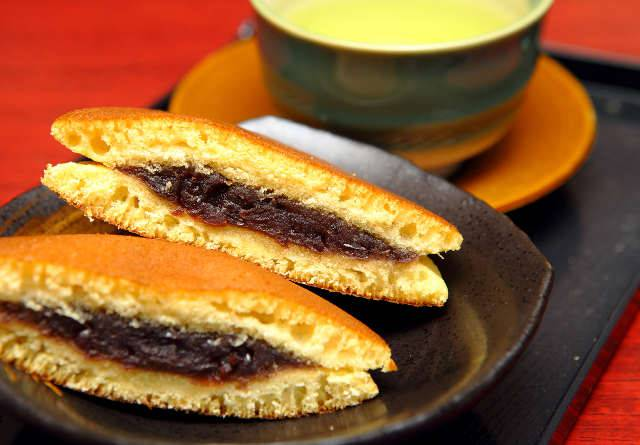 dorayaki video recipe