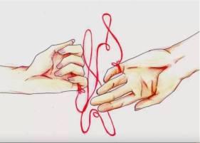 La leggenda del filo rosso che unisce le anime gemelle